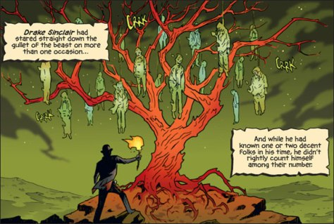 Sixth Gun Hanging Tree