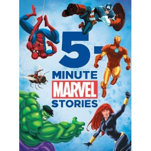 5 Minute Marvel Stories