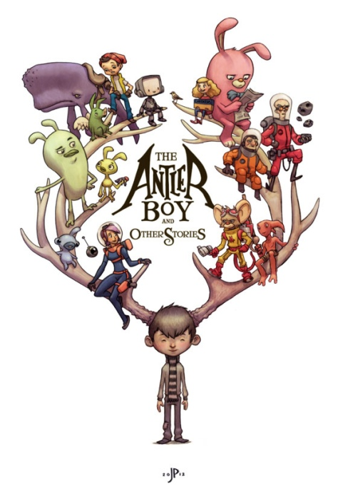 The Antler Boy