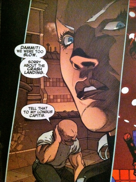 From Uncanny X-Force, Volume 2 #2, written by Sam Humphries