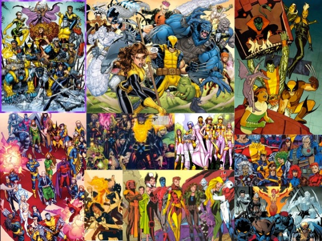 To Me, My X-Men!